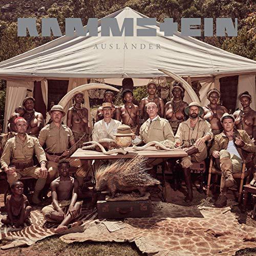 Rammstein - Ausländer (RMX BY Felix Jaehn)